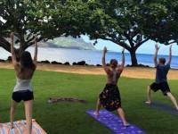 14 дней 200 часов обучения учителей йоги на Гавайях