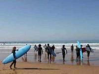 15 дней Бюджет Surf & Yoga Retreat Марокко