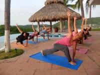 22 дня 200-часовой тренинг учителей йоги в Мексике