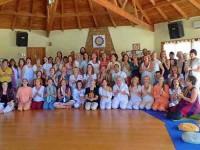 11 дней Управление стрессом Йога подготовки учителей Португалия