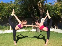 8 дней Бикрам Йога ретрит в Португалии