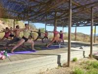 7 дней Summer Бикрам Йога ретрит в Испании