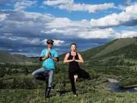 9 дней Jivamukti Йога Отдых в Монголии