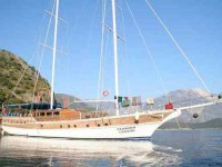 7 Days Yoga Cruise Retreat in Turkey