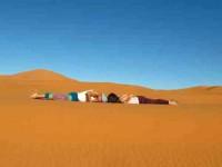 10 дней в пустыне Йога Отдых в Марокко