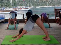 7 Days Power Vinyasa Cruise and Yoga Retreat Turkey