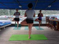7 Days Blue Cruise and Hatha Yoga Retreat Turkey