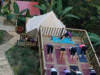 17 дней 200 часов обучения учителей йоги в Пуэрто-Рико