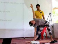 1 Month 200hr Ashtanga Teacher Training in Rishikesh