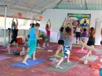 28 дней 200 часов обучения учителей йоги в Керале