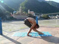 28 Days 200-Hour Vinyasa Yoga Teacher Training Course in Rishikesh, India