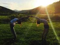 7 дней Пик листву и Бикрам йога Retreat в США