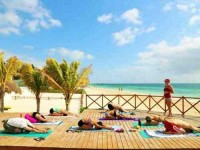 7 дней Бикрам Йога Retreat в Канкуне, Мексика
