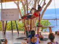 11 дней AcroVinyasa Учитель Обучение в Бали, Индонезия