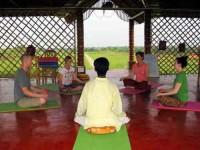 15 Days Intermediate Yoga Retreat India