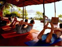 8 Days Vinyasa Flow Beach Yoga Retreat in Goa